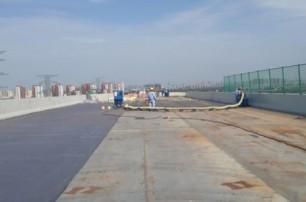 防水工程施工前的准备工作